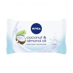 NIVEA SAPONETTA COCONUT & ALMOND OIL