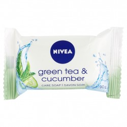 NIVEA SAPONETTA GREEN TEA & CUCUMBER
